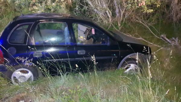 Detenido un conductor portugués ebrio tras un accidente en Baltar (Ourense) por ser buscado por un juzgado de Albacete