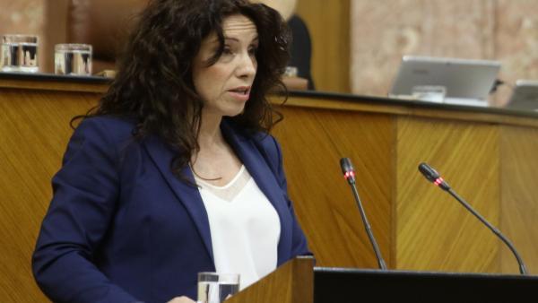 La consejera andaluza de Igualdad, Rocío Ruiz, en una imagen de archivo.