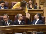 Josep Rull, Jordi Turull y Jordi Sànchez