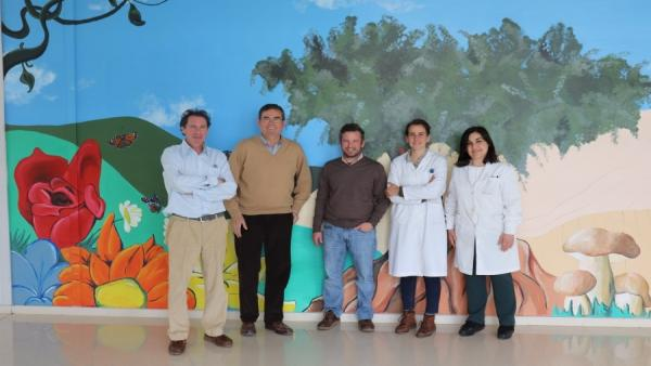 Grupo de Patología Agroforestal de la Universidad de Córdoba