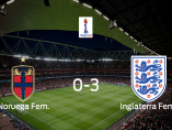 Inglaterra sigue en el Mundial Femenino tras vencer a Noruega en los cuartos de final (0-3)