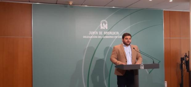 Miguel Rodríguez, delegado territorial de Turismo, Regeneración, Justicia y Administración Local en Cádiz