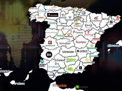 Mapa de empresas