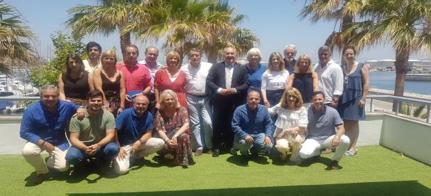Comité de dirección provincial del PP de Cádiz