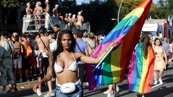 Orgullo LGBTI en Barcelona