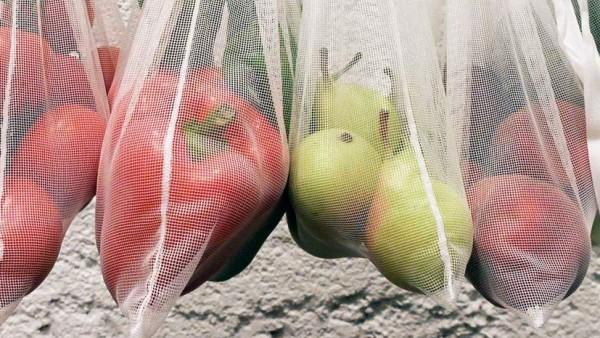 Bolsas para fruta y verdura