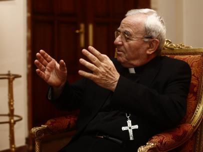 El nuncio del Papa en España, sobre la exhumación: 'Han resucitado a Franco'