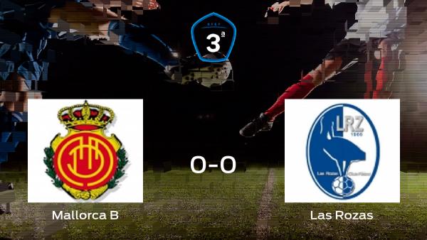 Las Rozas logra el ascenso a Segunda B gracias al resultado de la vuelta (0-0)
