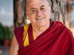 Matthieu Ricard, monje budista y el hombre más feliz del mundo