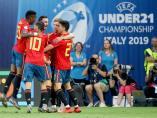 Selección española sub21