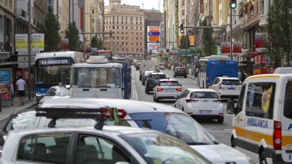 Madrid Central: primer día con la moratoria de las multas