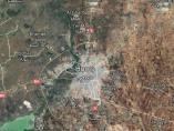 Localización de Homs, Siria.