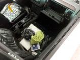 Robo en el interior de un vehículo