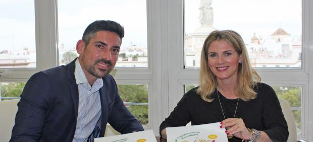 Nota De Prensa Y Foto (Ana Mestre Conoce El Nuevo Modelo De Negocio De Mercadona En La Provincia)