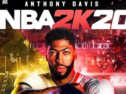 'NBA 2K20'