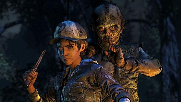 Videojuego de 'The Walking Dead'