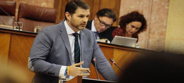 El parlamentario andaluz de Ciudadanos (Cs) por la provincia de Cádiz, Juan de Dios Sánchez