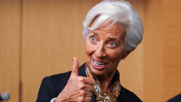 hristine Lagarde