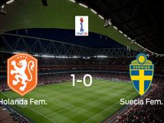 Holanda derrota a Suecia en la prórroga de la semifinal (1-0)