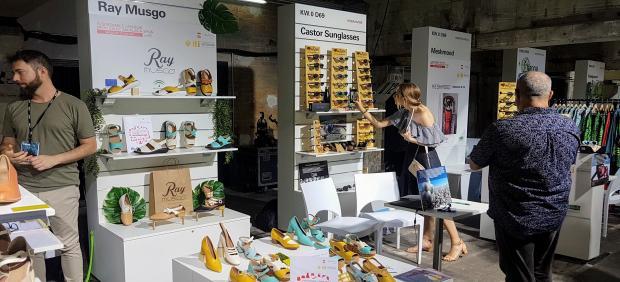 Empresas gaditanas de moda sostenible en la Feria Internacional Neonyt de Berlín