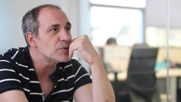 Bruno Cardeñosa, director de Historia de Iberia Vieja y La rosa de los vientos
