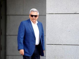 El juez interroga hoy al exjefe de Seguridad del BBVA en el caso Villarejo