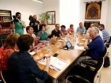 Reunión en Navarra