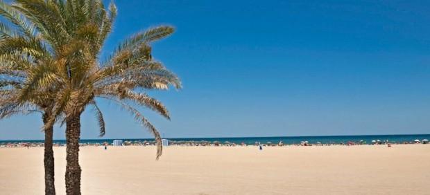 Playa de la Malvarrosa de València