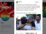 El tweet del PSOE