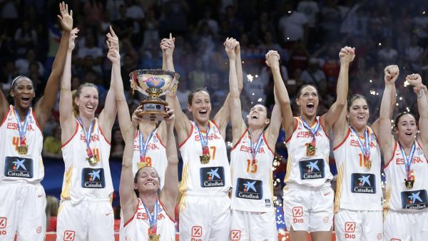 España gana su cuarto Eurobasket