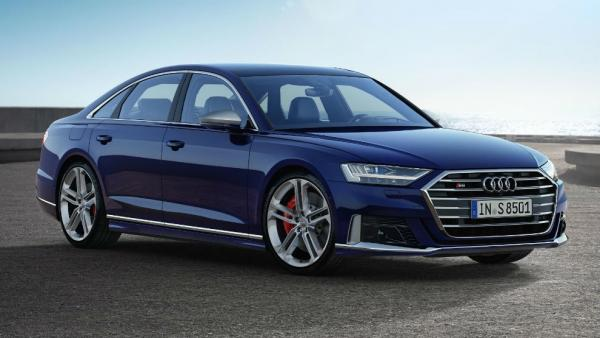 El renovado deportivo de Audi con 571 caballos y suspensión activa predictiva
