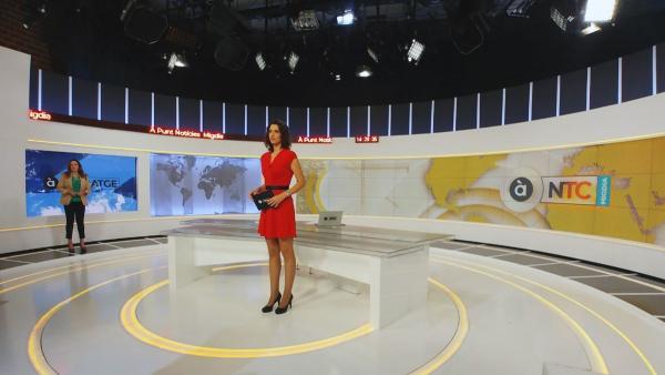"""La Unió de Periodistes Valencians, """"preocupada"""" pel futur d'À Punt"""