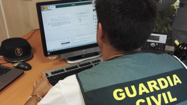 Guardia Civil en una foto de archivo