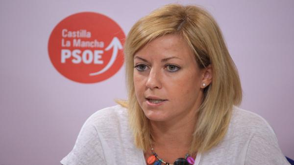 La portavoz del Grupo Socialista, Ana Isabel Abengózar