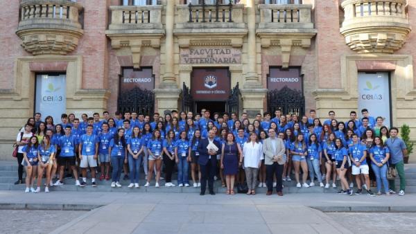 Participantes del Campus de Investigación de la UCO