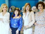 Rosa Benito, Loles León, Belinda Washington e Irma Soriano protagonizan la octava edición de 'Ven a cenar conmigo: Gourmet Edition'