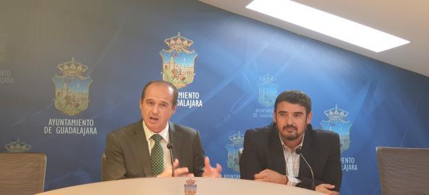 Alberto Rojo y Rafael Esteban