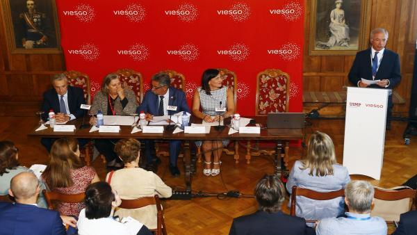 Participantes curso Viesgo UIMP