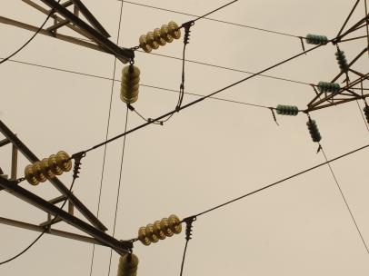 Electricidad. Tendido Eléctrico