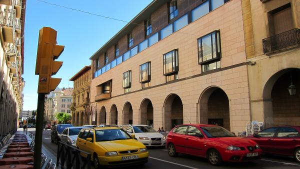 Sede de la Diputación Provincial de Huesca (DPH)