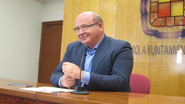 Javier Márquez, portavoz del grupo del PP en el Ayuntamiento de Jaén