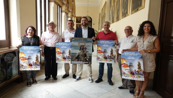 Presentación de las Fiestas Marineras de Carretera de Cádiz