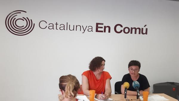 Sara Vilà y Marta Ribas