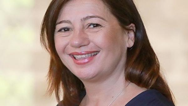 La presidenta del Govern, Francina Armengol, en una imagen de recurso.