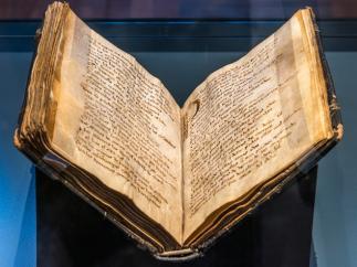 El códice único del 'Cantar de Mio Cid'