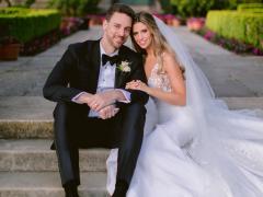 Una boda de altura