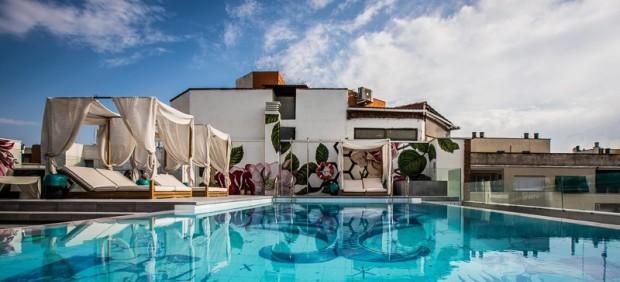 Hotel NYX Madrid, la unión de arte urbano y vanguardia en el corazón de la capital