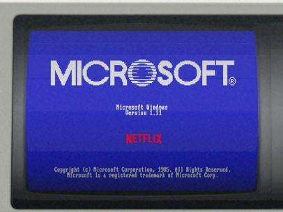 Windows 1, con juegos retro de 'Stranger Things'