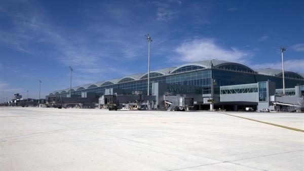 Aeropuerto de Alicante-Elche, de archivo.