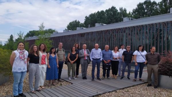 La Diputación de Ávila, presente en el proyecto.